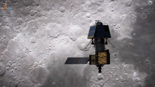 Eagle-eyed amateur helps NASA locate India's Vikram Moon lander debris