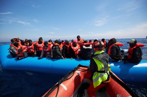 Malta announces deal to distribute 64 migrants from NGO ship