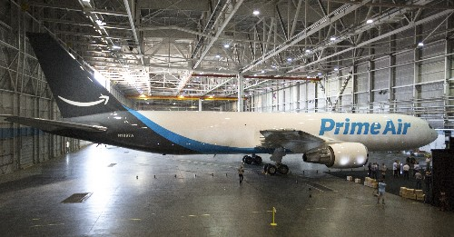 Pilots hit Amazon Air with 'no confidence' vote as holiday shipping ramps up