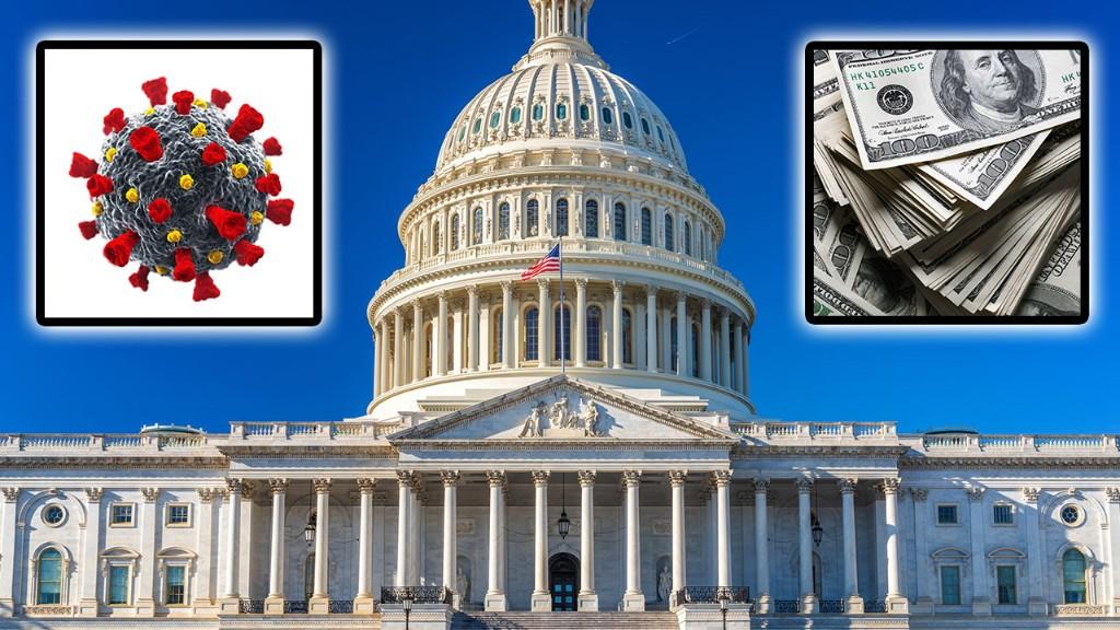 Coronavirus drives government spending toward WWII levels
