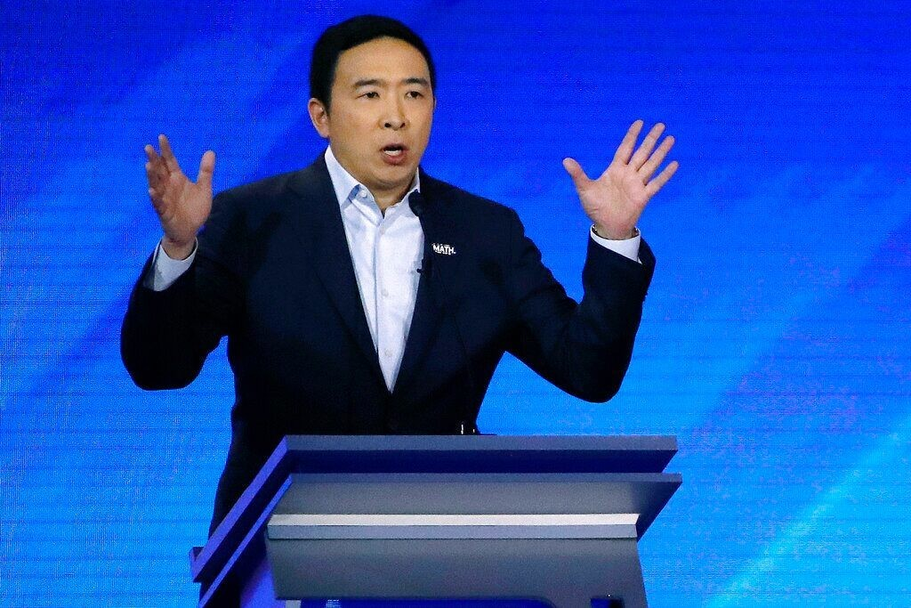 Andrew Yang says US should 'seriously look at 4-day workweeks'