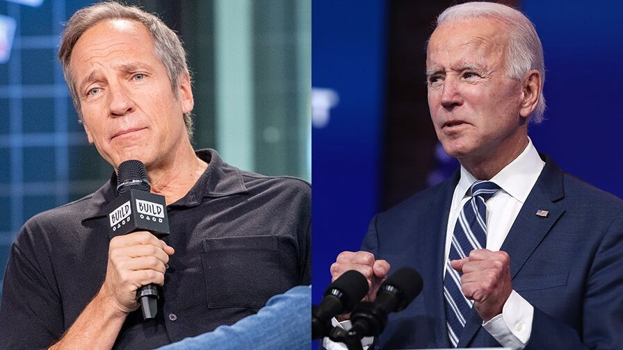 Former 'Dirty Jobs' host Mike Rowe on what he would tell Biden today