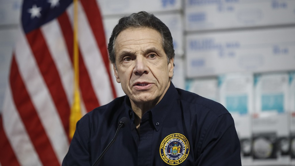 Who is New York Gov. Andrew Cuomo?