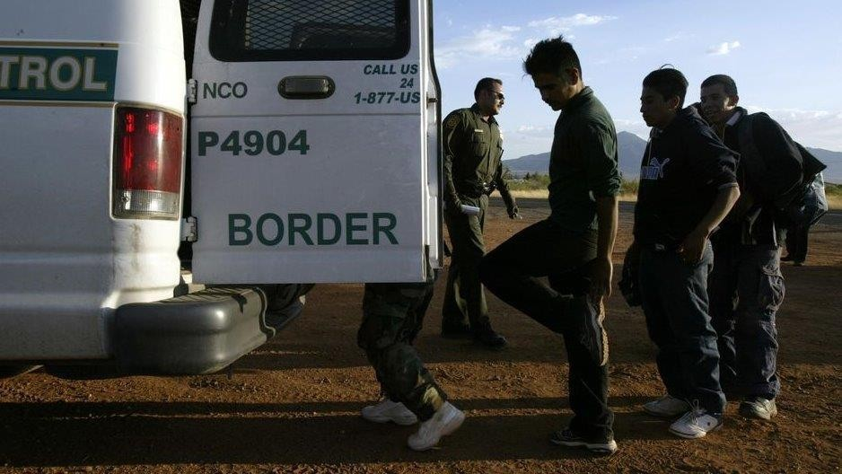 Number of illegal immigrant families at southern border surging, data shows