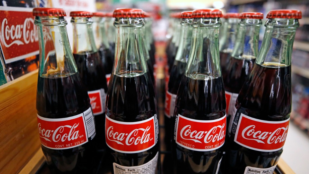 Coca-Cola saying goodbye to half its drink brands