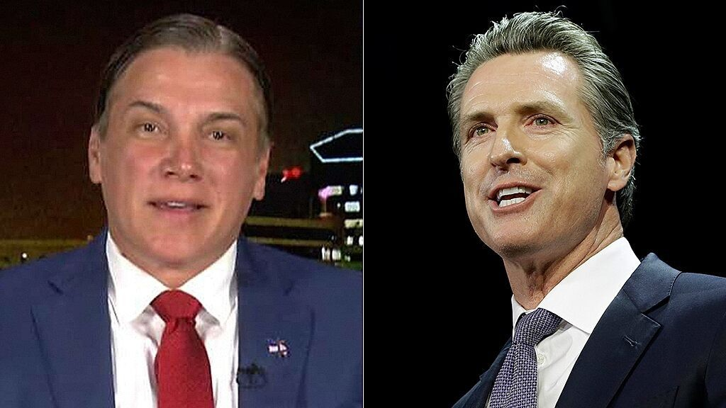 Immigrant doctor launches recall petition against California Gov. Newsom
