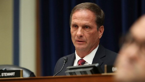 GOP Rep. Chris Stewart dismisses second whistleblower: 'Why should I care?'