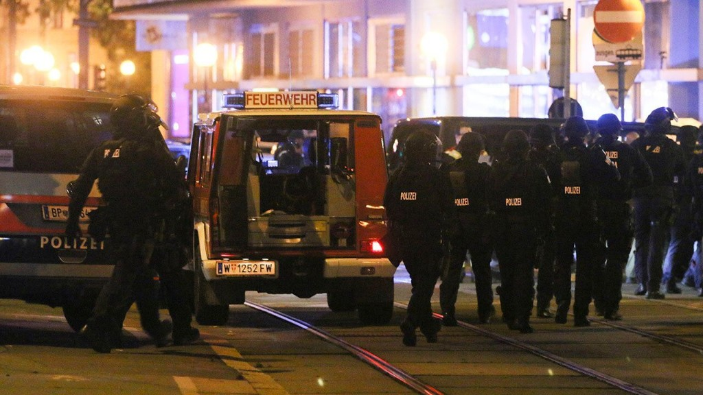 ISIS claims responsibility for Vienna terror attack
