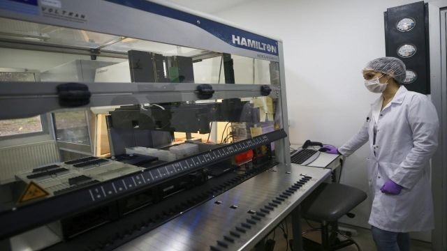 3D printing helps alleviate coronavirus test kits production shortage
