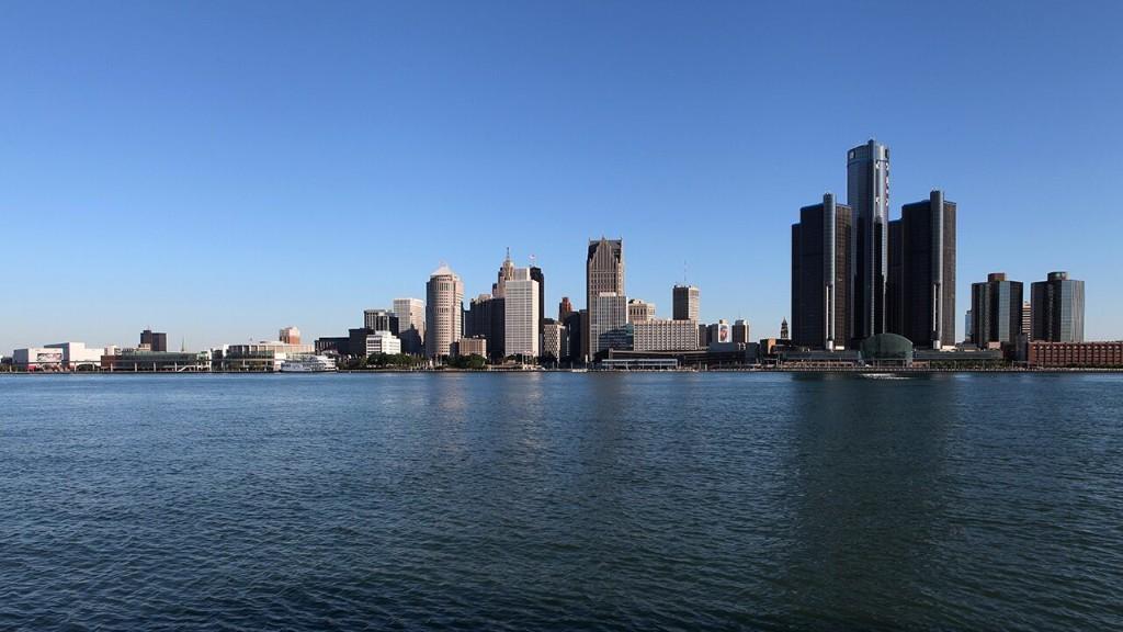 Detroit - cover