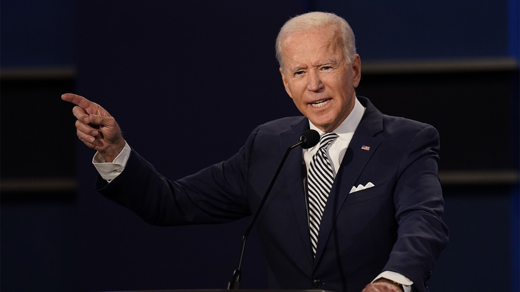 Biden promises to eliminate tax advantages that Trump benefited from