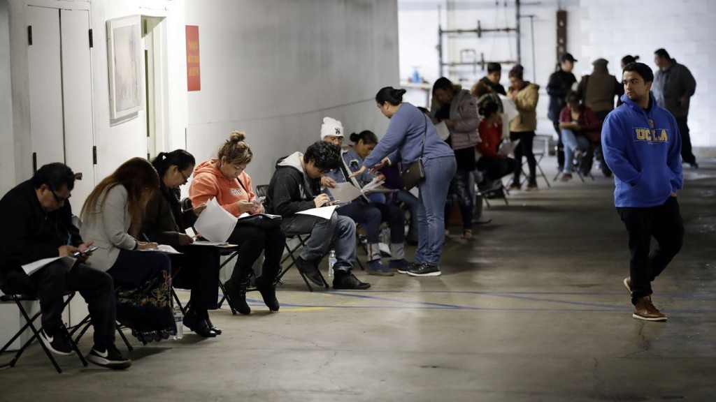 US employers shed 701,000 jobs in March, unemployment jumped to 4.4%, as coronavirus ravages economy