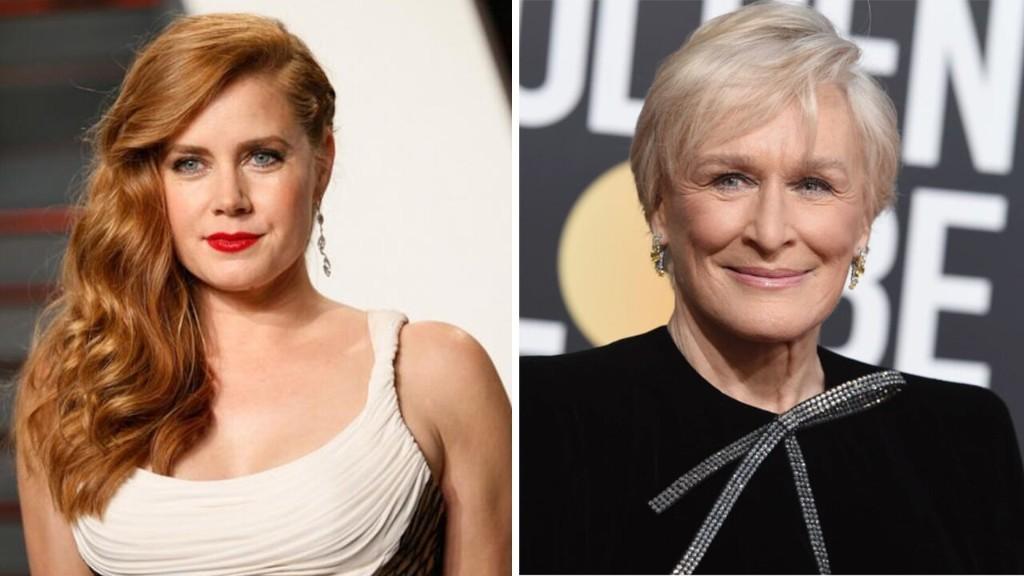 Amy Adams, Glenn Close speak out against criticism of Netflix's 'Hillbilly Elegy'