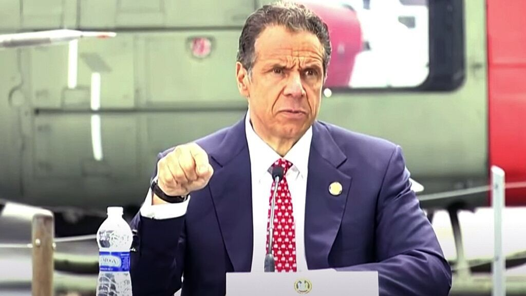 Cuomo admits 'we all failed' at making coronavirus projections