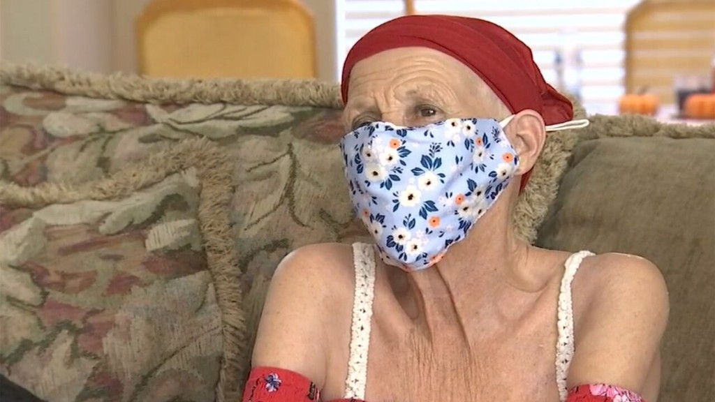 Arizona woman battling cancer receives act of kindness from stranger