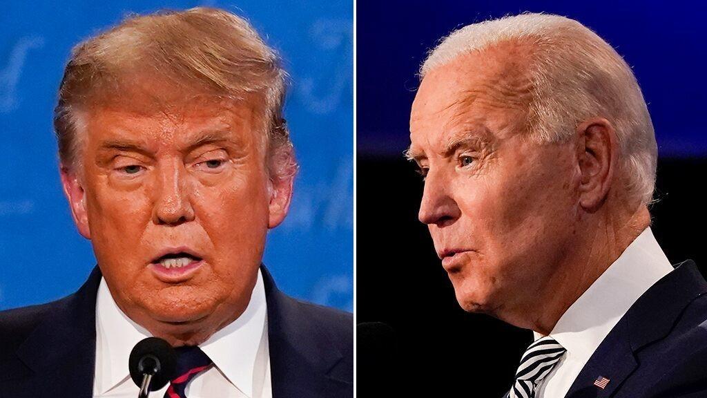 Trump tweets Biden 'lost' the 'radical left' over debate performance