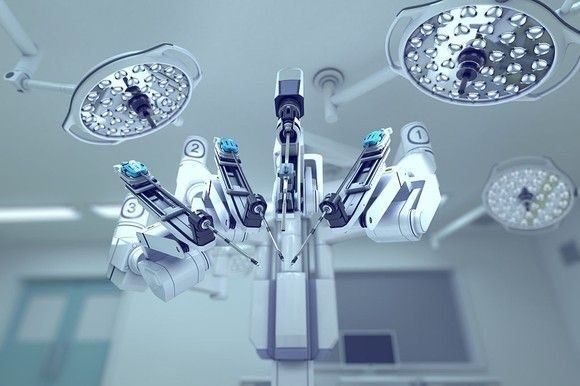 Move Over, Intuitive Surgical, Here's How Johnson & Johnson and Google Plan to Build a Better Robot