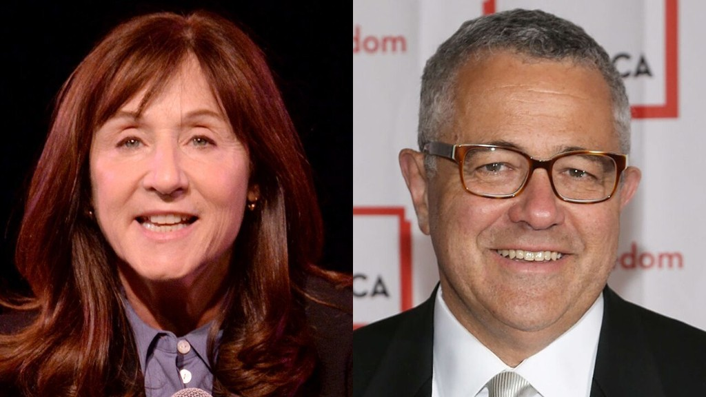 Jane Mayer at center of new #MeToo story as longtime colleague Jeffrey Toobin accused of masturbating on Zoom