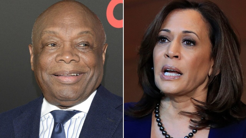 Ex-San Francisco Mayor Willie Brown describes fear Harris would be 'sidetracked' as 'second banana'