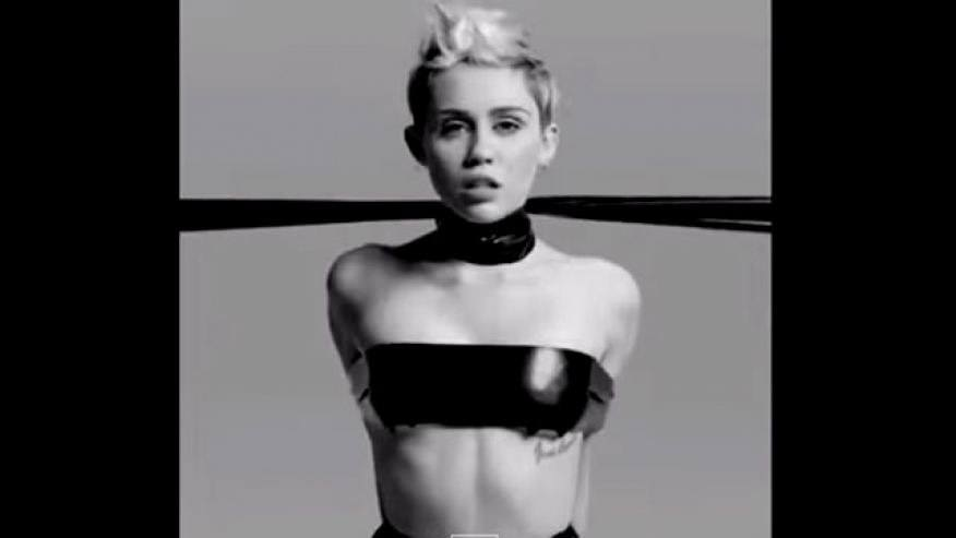 Miley Cyrus enters New York Porn Festival