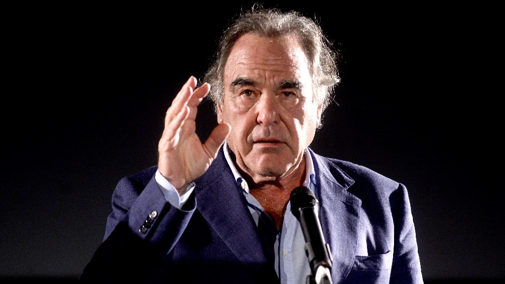 Director Oliver Stone says he'd be 'vilified' and 'attacked' if he made films now due to cancel culture