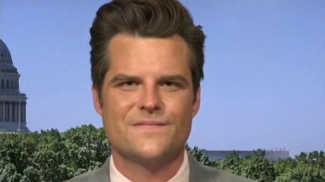 Rep. Matt Gaetz: I will be calling for Florida investigation into Bloomberg for potential vote buying