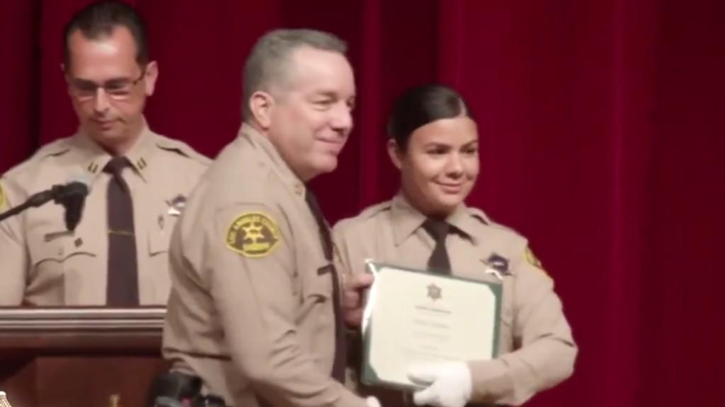 Wounded LA County sheriff's deputy identified