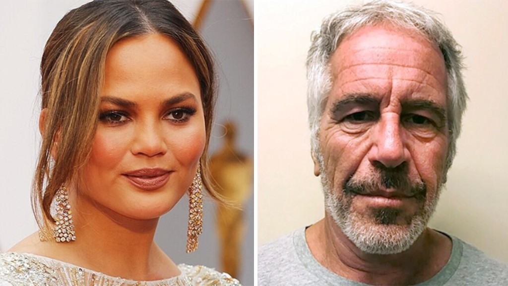 Chrissy Teigen blocks 1M Twitter accounts driving conspiracy theory that links her to Jeffrey Epstein
