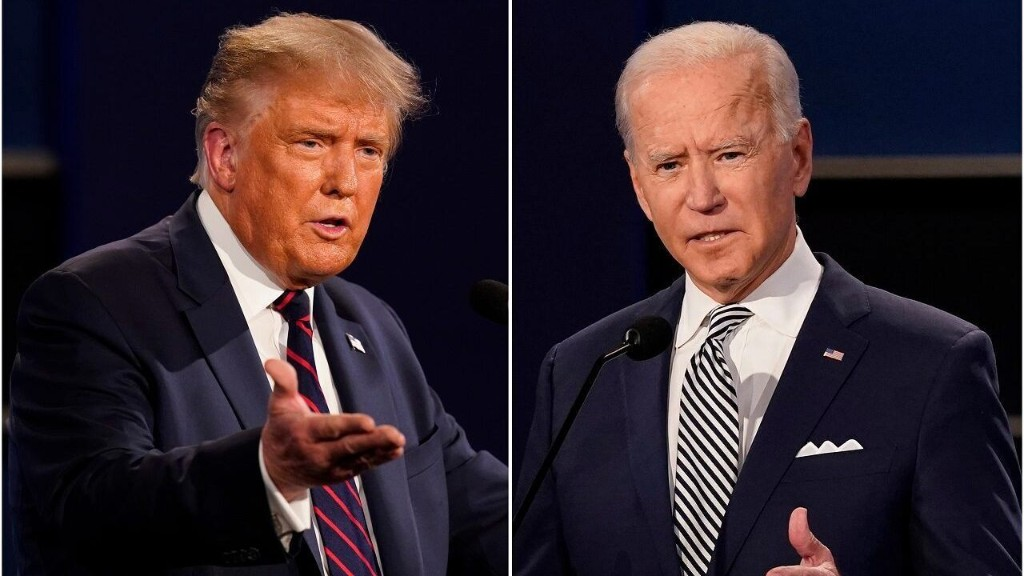 Cook Political Report editor: Time to 'sound the alarm' on Biden's likely victory