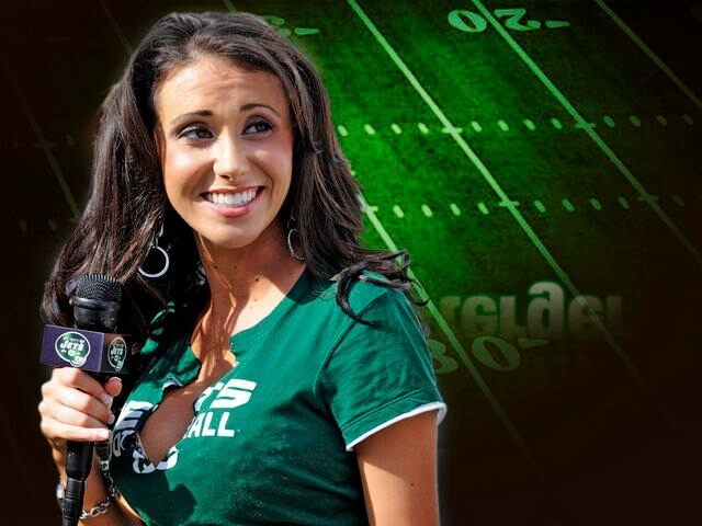 Jenn Sterger says ESPN employees harassed her, brought her to a strip club
