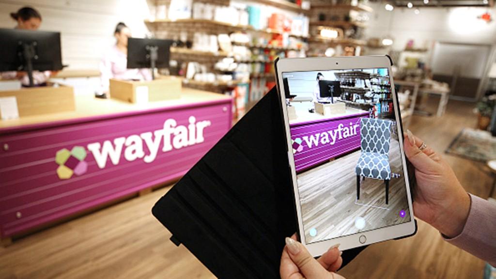 Wayfair sales surge 84% as coronavirus ignites digital furniture-buying frenzy