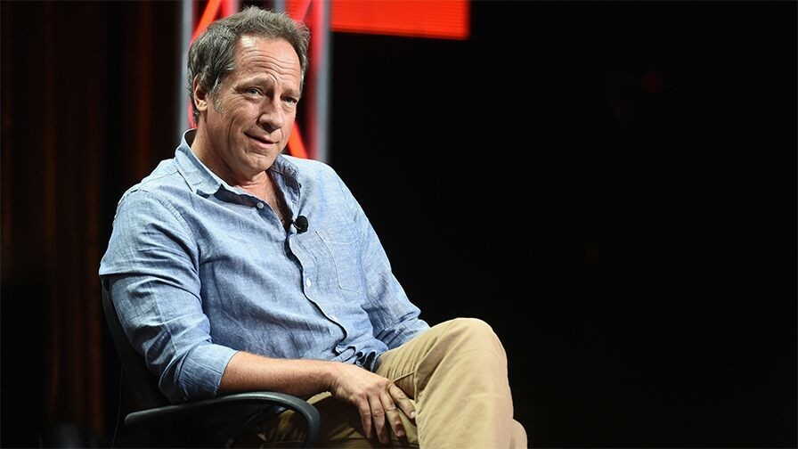 Mike Rowe says 'Dirty Jobs' reboot is about showing folks 'what really happened that day'