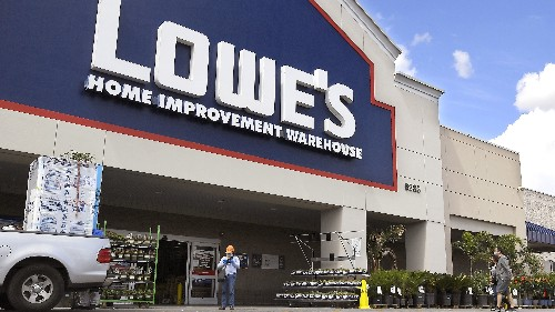 Coronavirus causes Lowe's sales of unexpected items to spike