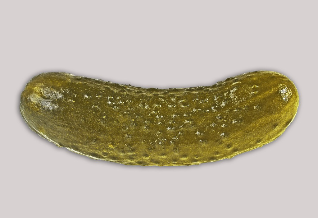 Man charged with tossing pickle from car and striking Vermont highway worker