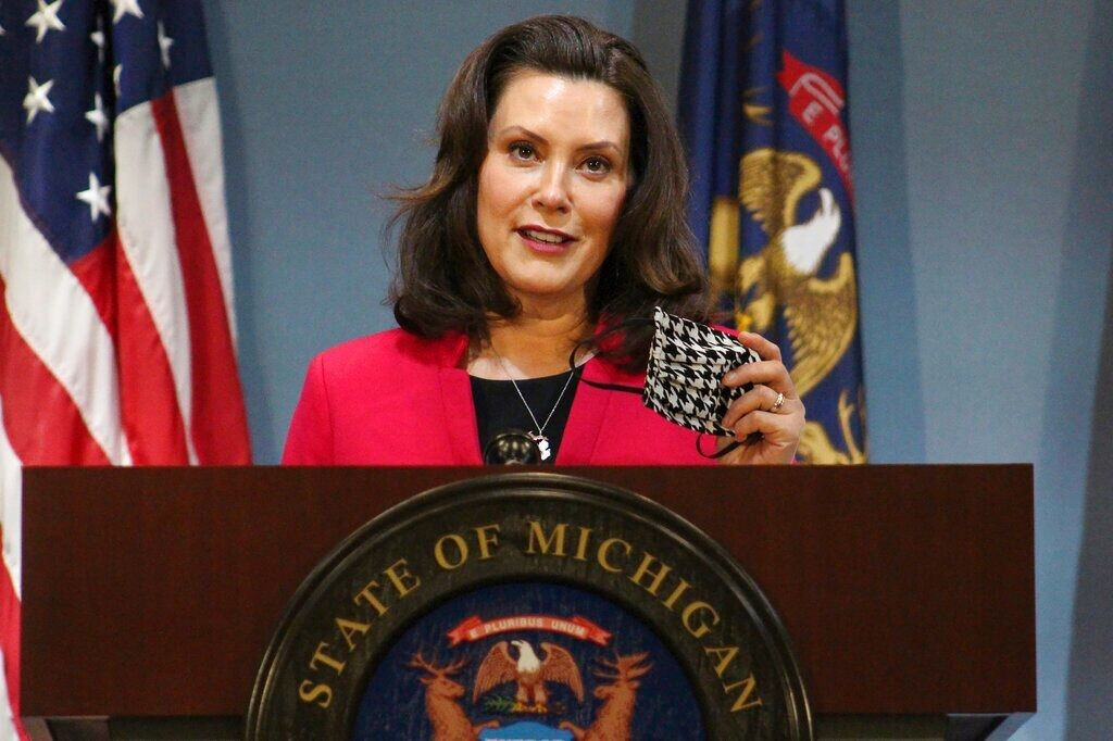 Michigan Gov. Whitmer claims husband's reported boat request was 'a failed attempt at humor'