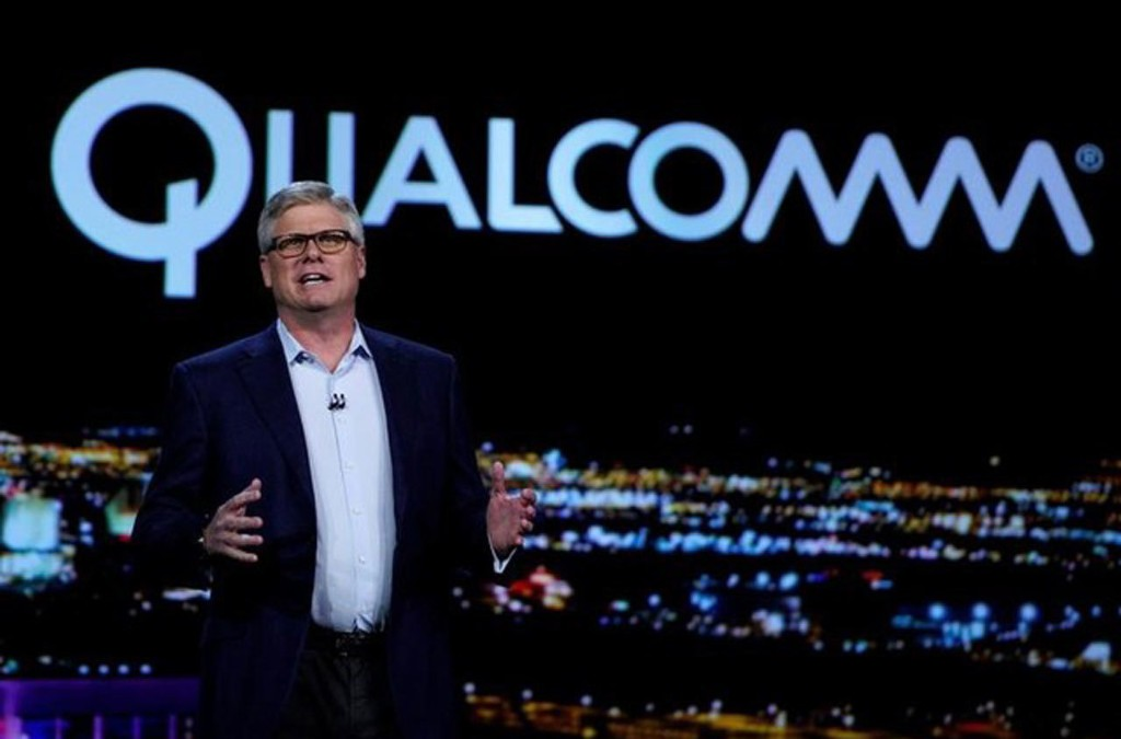 Qualcomm signs patent licensing deal with Huawei