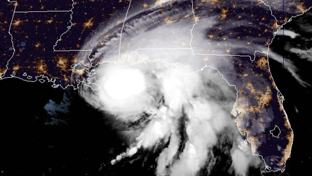 Hurricane Sally may bring 'historic flooding' to Gulf Coast