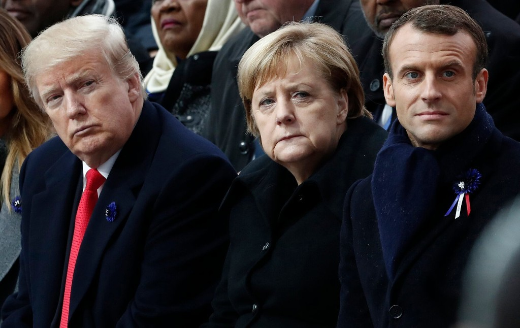 France, Germany criticize US for trying to lead WHO discussions despite withdrawal