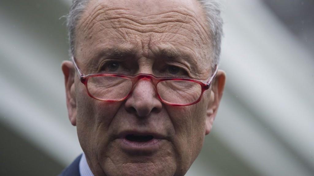 Sen. Chuck Schumer believes coronavirus small business loan deal reached
