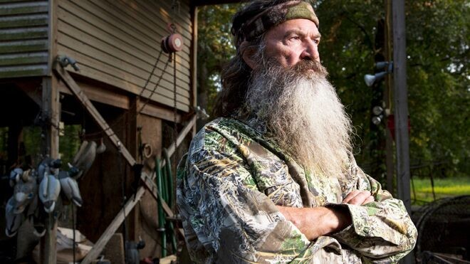 'Duck Dynasty' stars react to news of family patriarch Phil Robertson's adult daughter: 'Bigger the better'