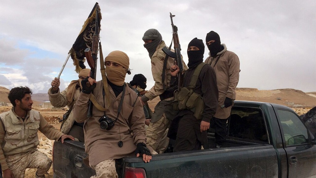 Former US service member charged with supporting Syrian terrorist organization