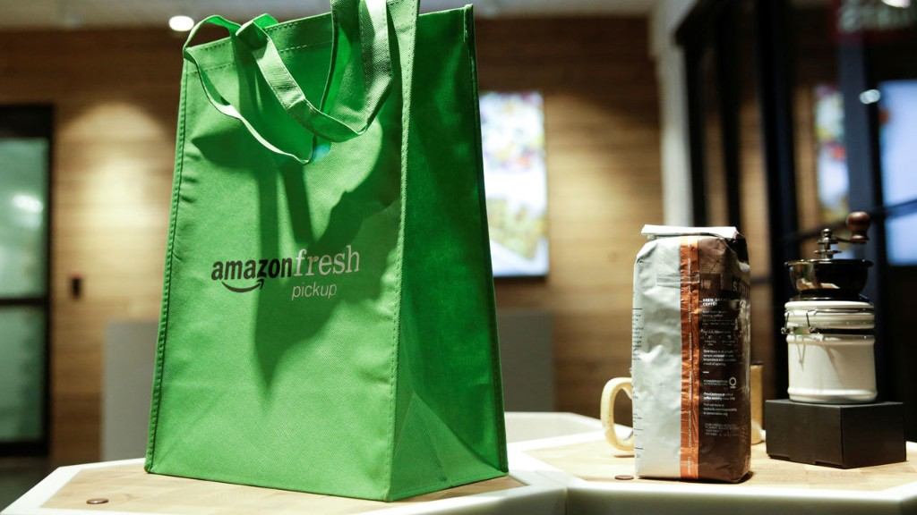 What is the difference between Amazon Fresh and Amazon Pantry?