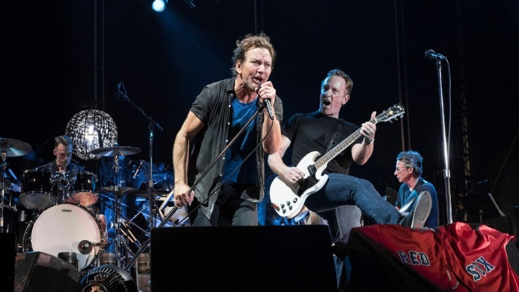 Pearl Jam pens emotional statement on 20-year anniversary of concert where 9 people died