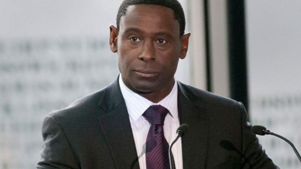 David Harewood says Black British actors move to America for jobs because of 'racism' in U.K. film industry