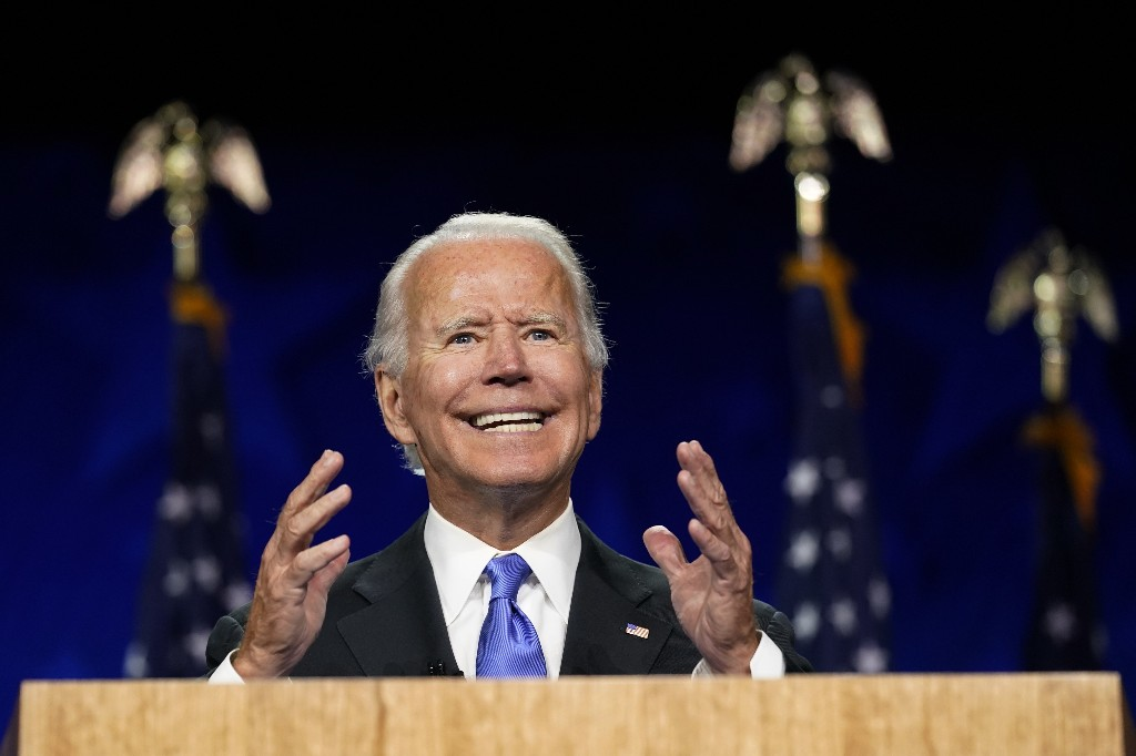 Biden platform would raise taxes by $3.4T, study says
