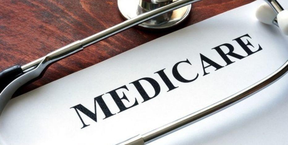 Medicare - Magazine cover