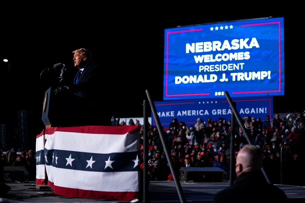 House districts in Maine, Nebraska could decide White House winner