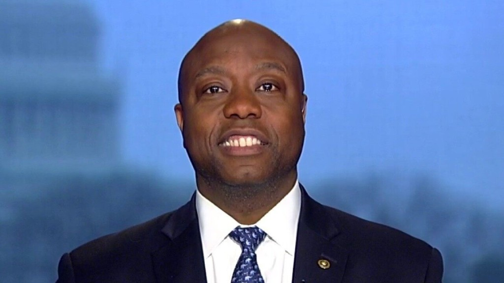 Tim Scott touts Trump record on black issues, says he's seen progress 'unprecedented in my lifetime'