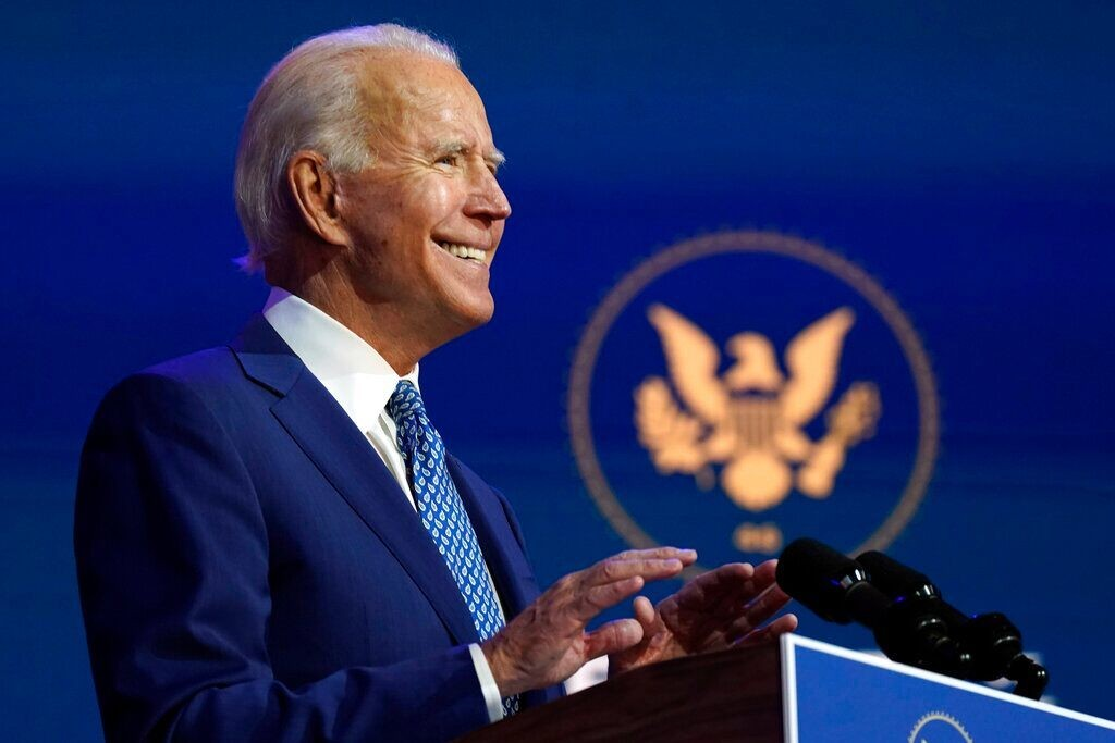 Biden selects Ronald Klain as White House chief of staff