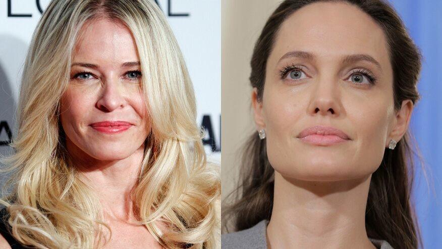 Chelsea Handler calls Angelina Jolie a 'lunatic'